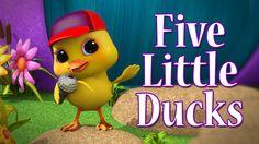 Five Little Ducks   Jugnu Kids Rhymes  Number Nursery Rhyme For Childrenhttps://www.youtube.com/watch?v=L5gTAZc0ug0