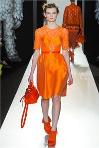 Fall Winter 2012-13 Mulberry, London - click on the photo to see the complete collection and review on Vogue.it