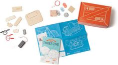 TinkerCrate - Hands-On #STEM projects delivered to your door #SkillsGap #Education #PBL