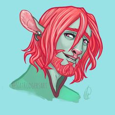@thatNatRodgers posted to Instagram: Here's a stress doodle from last night! Caduceus Clay has the best glow up and you can't convince me otherwise. LOOK at this soft ball of passive sass. #criticalrole #criticalrolefanart #fanart #CR #caduceusclay #caduceus #firbolg #cleric #DnD #dungeonsanddragons Fir Bolg, Critical Role Fan Art, Cleric, Dungeons And Dragons, Doodle, Fanart, That Look, Glow, Stress