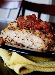 Bruschetta chicken 1/2 cup flour 2 eggs, beaten 4 boneless, skinless chicken breasts Find more details at http://yumwow.com/posts/Bruschetta-chicken-12-cup-flour-2-eggs-beaten-41059