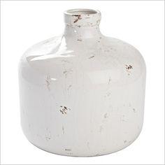 Squat Ceramic Urn (more colours available)