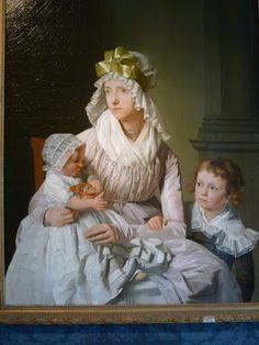 spechtiania: vacantie Regency Era, Mother And Child, Revolutionaries, Family Portraits, 18th Century, Empire, America, European Dress, Children
