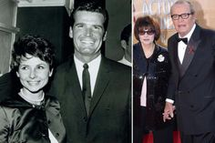 James and Lois Garner were married nearly 58 years until his death.