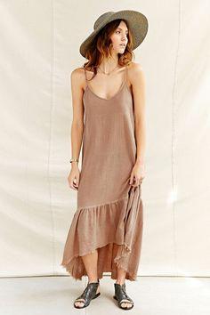 Urban Renewal Recycled Cami Maxi Dress