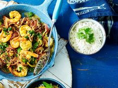 Australian summer is all about those fresh Aussie prawns and what better way to mix up your seafood repertoire than with a curry? Team with steamed rice and pappadams for a stand-out dish.