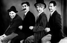 "The Marx Brothers hit the stage in their play ""The Coconuts"" and in 1929, The Coconuts became their feature film debut."