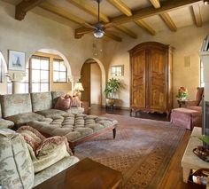 I think it's the flooring and the walls.  Definitely not so into the mauve and the floral.