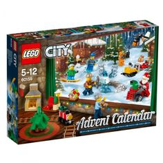 Lego 60155 LEGO City adventkalender