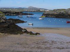 Porth Diana Trearddur Bay Anglesey