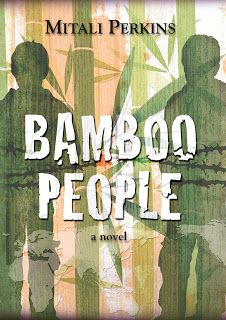 Bamboo People A Novel (Unknown) : Perkins, Mitali : Two Burmese boys, one a Karenni refugee and the other the son of an imprisoned Burmese doctor, meet in the jungle and in order to survive they must learn to trust each other. Date, 1. Tag, Fight For Freedom, Learning To Trust, Reading Levels, Children's Literature, Literature Circles, Coming Of Age, The Book