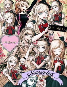 smells like zetsubou teen spirit - Sonia Wallpaper