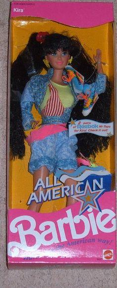 All American Barbie - Kira