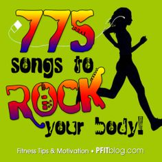 Rockout Your Workout: 775 Songs to Rock Your Body Health Motivation, Weight Loss Motivation, Motivation Quotes, Good Playlists, Cardio, Workout Songs, Butt Workout, Workouts, Sweat It Out