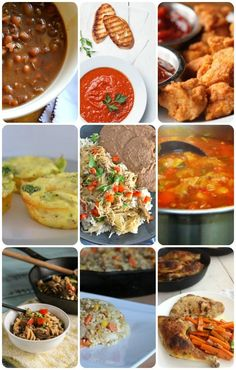35 Cheap and Healthy Recipes for Families on a Budget