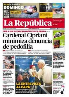 LaRepublica Lima - 22-09-2013