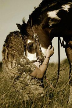 ♂ Amazing nature animal photography country girl with horse Cowgirl And Horse, My Horse, Horse Love, Horse Girl, All The Pretty Horses, Beautiful Horses, Animals Beautiful, Hora Pico, Horse Pictures