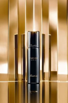 Parure Gold version fluide de Guerlain