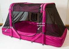 The Safety Sleeper, Twin Size Bed Enclosure. It's a bit expensive but when safety is an issue, damn the cost.