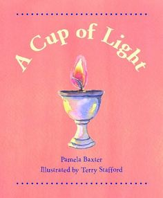 A Cup of Light: All About the Flaming Chalice by Pamela Baxter. The flaming chalice is the symbol of Unitarian Universalism. Where did the symbol originate? Why did Unitarian Universalists adopt it as the emblem of their faith? A Cup of Light looks at the separate symbols of fire and cup, and at their significance when combined as the flaming chalice. Written for young children, the simple, direct language helps bring meaning to this rich symbol.