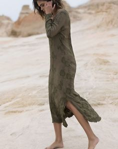 ONE SEASON Khaki Love | Flower Embroidery Diggi Dress also coming in Black and White...I'll have all 3 please!...♡♡♡Jo xx #oneseason #oneseason_official #kaftans #dresses #preorder #embroidery #fashion #fashionbloggers #style #styleblogger #instafashion #igdaily #instagood #model #pretty #girl #beachliving #beachstyle #love #saltwatersorrento #sorrento #sorrentocoast #comevisit #saltwateronline