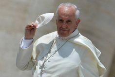 Saludo torero de Papa Francisco