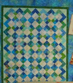 Bayberry Quilts : Sea Glass
