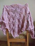 shawl / szal / chusta / knitting / druty / Druciki Dory