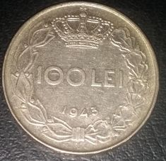 Original Vintage, Romania, Everything, The 100, Coins, Personalized Items, Retro, Coining, Rooms