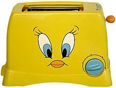 Tweety Bird Gifts and Collectibles, Tweety Bird Toaster