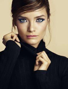 Photography: Tony Kim Model: Myrtille Revemont