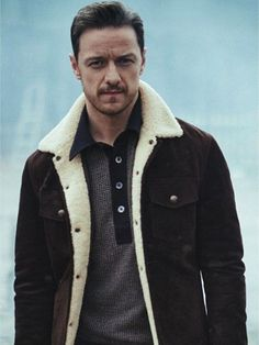 James McAvoy – Discusses his X-Men role - Celebrities Scottish Actors, British Actors, Lord Asriel, Tom Ford Jacket, James Mcavoy Michael Fassbender, His Dark Materials, Charles Xavier, Youtubers, Film Serie