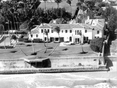 Aerial view of the Kennedy family home in Palm Beach, Florida | Flickr - Photo Sharing!