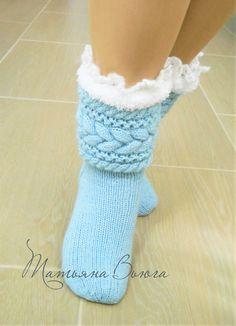 Crochet Socks, Knitting Socks, Knit Crochet, Sock Toys, Socks And Heels, Cute Socks, Wool Socks, Girls Socks, Leg Warmers