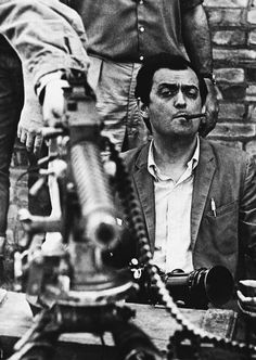 """Excerpted from The Film Director as Superstar: Stanley Kubrick by Joseph Gelmis """" If you were nineteen and starting out again, would you go to film school? The best education in film is to. Stanley Kubrick, Alfred Hitchcock, Lauren Bacall, Marcello Mastroianni, Gerard Philipe, Dr Strangelove, Photo Star, People Smoking, Cinema Tv"""