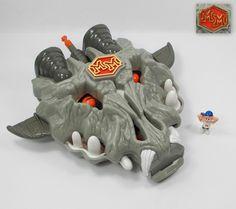 Mighty Max - Traps Rattus - Doom Zones - Bluebird Toys 1994 22