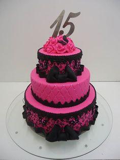 Money Birthday Cake, Barbie Birthday Party, 40th Birthday Cakes, Beautiful Birthday Cakes, Beautiful Wedding Cakes, Bolo Paris, Eiffel Tower Cake, Sweet 16 Photos, Monster High Cakes