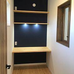 Desk Nook, Desk Setup, Workplace Design, Home Office Design, Tiny Office, Ikea Home, Desk Organization, Minimalist Home, Dressing