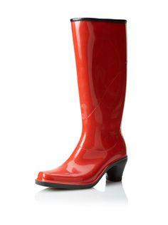 däv Women's Fashion Rain Boot    LOVE THESE