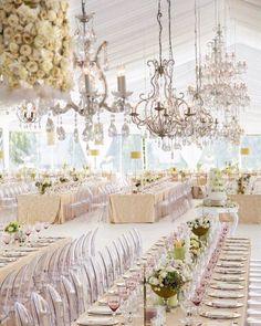 Featured Photographer: ZaraZoo Photography; wedding reception