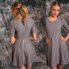 Leslie Knit Dress