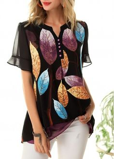Blouses For Women | Fashion Blouses Online Free Shipping | Rosewe