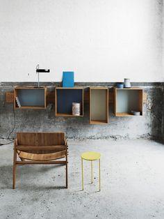 SJ Bookcase by Danish designers Henrik Thygesen and Sebastian Jørgensen of We Do Wood