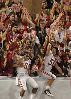 The 13 Happiest Photos Of Alabama Winning The National Championship. Thank you for sharing this @Alyce Posey Posey Posey Goldberg i love it :)