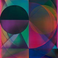 #shannonfinley #orb #acryliconcanvas #jessicasilvermangallery #circle #circles #circular #sacredgeometry #round #roundart #intheround @badplush #very #cool #art #talent | via Charline Lancel