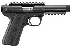 Ruger® 22/45™ Threaded Barrel Rimfire Pistol Model 10149