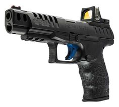 Walther is shooting for the top of the podium with its new Q5 Match.
