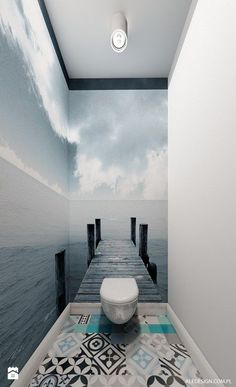 Łazienka, styl nowoczesny Łazienka - zdjęcie od Ale design Grzegorz Grzywacz #Toilets