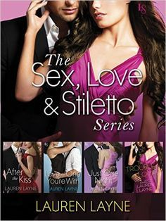 Romancing the Readers: Promo & Giveaway: 12 Days of Sex, Love & Stilettos by Lauren Layne