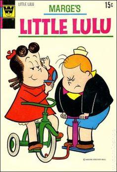 Little Lulu pieces) Best Comic Books, Vintage Comic Books, Vintage Cartoon, Vintage Comics, Cartoon Art, Comics Und Cartoons, Cool Cartoons, Political Cartoons, Looney Tunes Characters